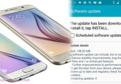 at&t galaxy s6 update