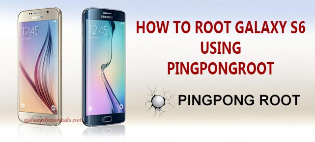 root galaxy s6