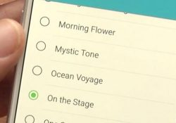 set custom ringtones on samsung galaxy s6