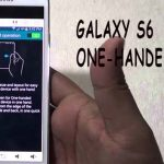 Samsung Galaxy S6 One-Handed Tips for Easier Usage