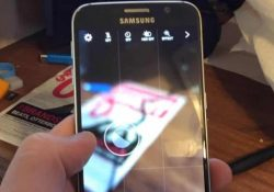 fix blurry pictures on galaxy s6