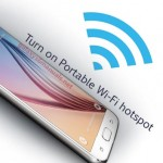 How to Set Up WiFi Hotspot on Samsung Galaxy S6