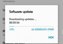 galaxy s6 android 5.1.1 update